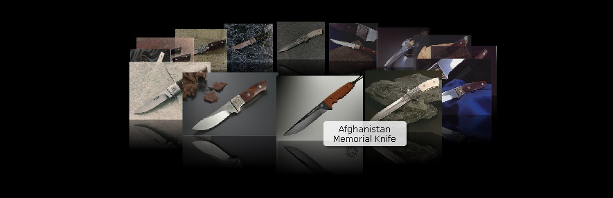 Handcrafted sheathknives